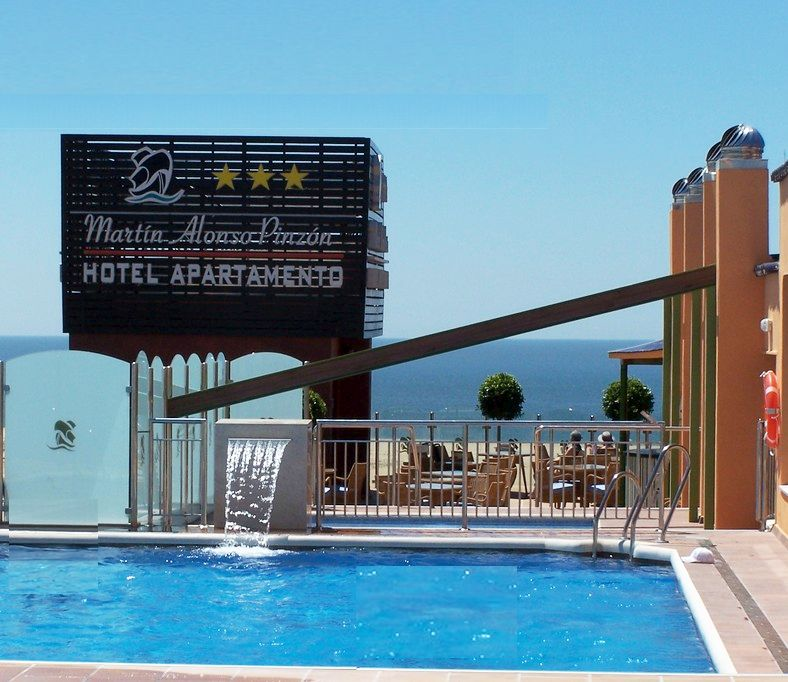 Hotel huelva archive at hotels plage for Piscine miroir debit